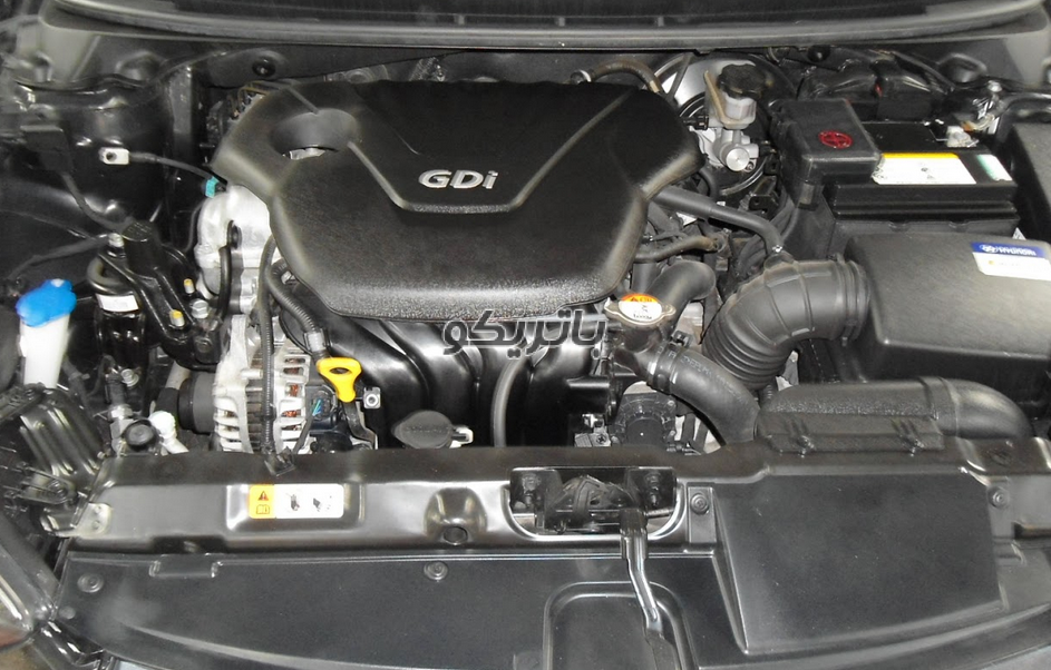 2020 Hyundai Avante Engine باتری هیوندای آوانته
