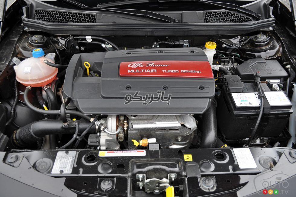 Giulietta 1 باتری آلفارومئو جولیتا
