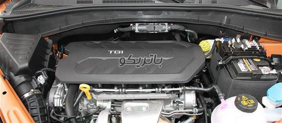 MG550 engine باتری ام جی 550