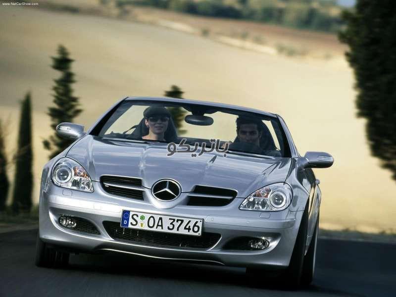 Mercedes Benz SLK200 1 باتری بنز SLK200