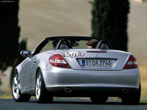Mercedes Benz SLK200 4 300x225 باتری بنز SLK200