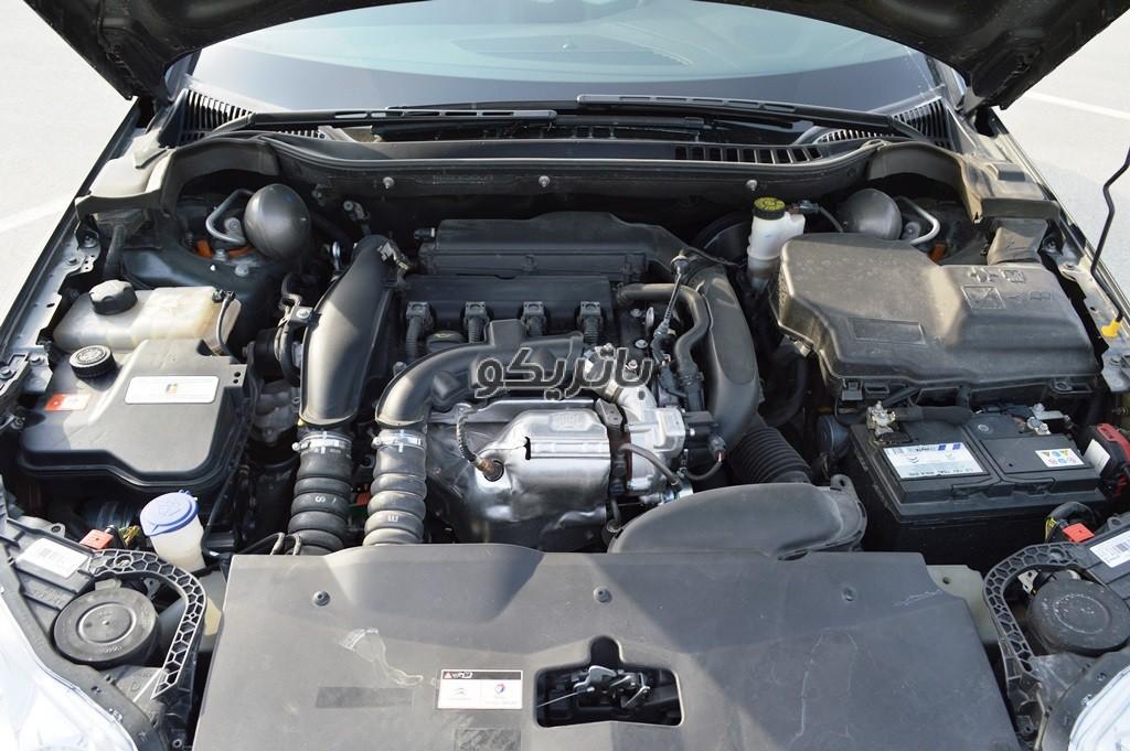 citroen c5 9 باتری سیتروئن C5