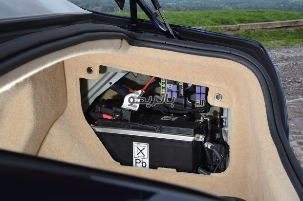 maserati quattroporte 0 باتری مازراتی کواتراپورته