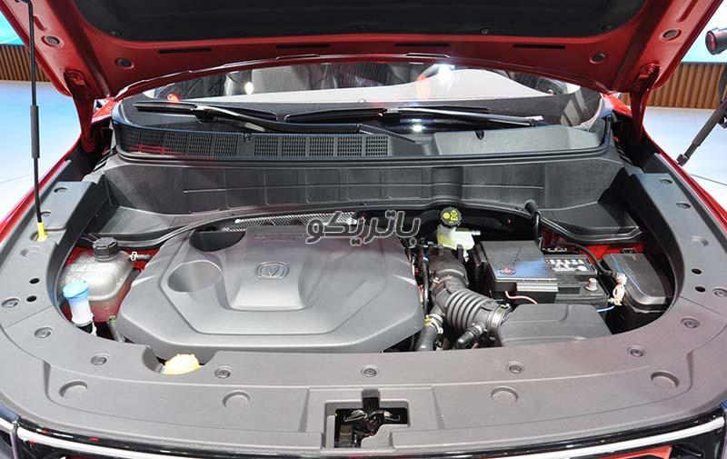 Changan CS35 1 باتری چانگان