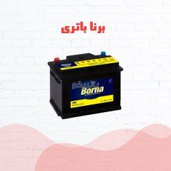 borna 247x247 باتریکو، فروشگاه اینترنتی باتری ماشین